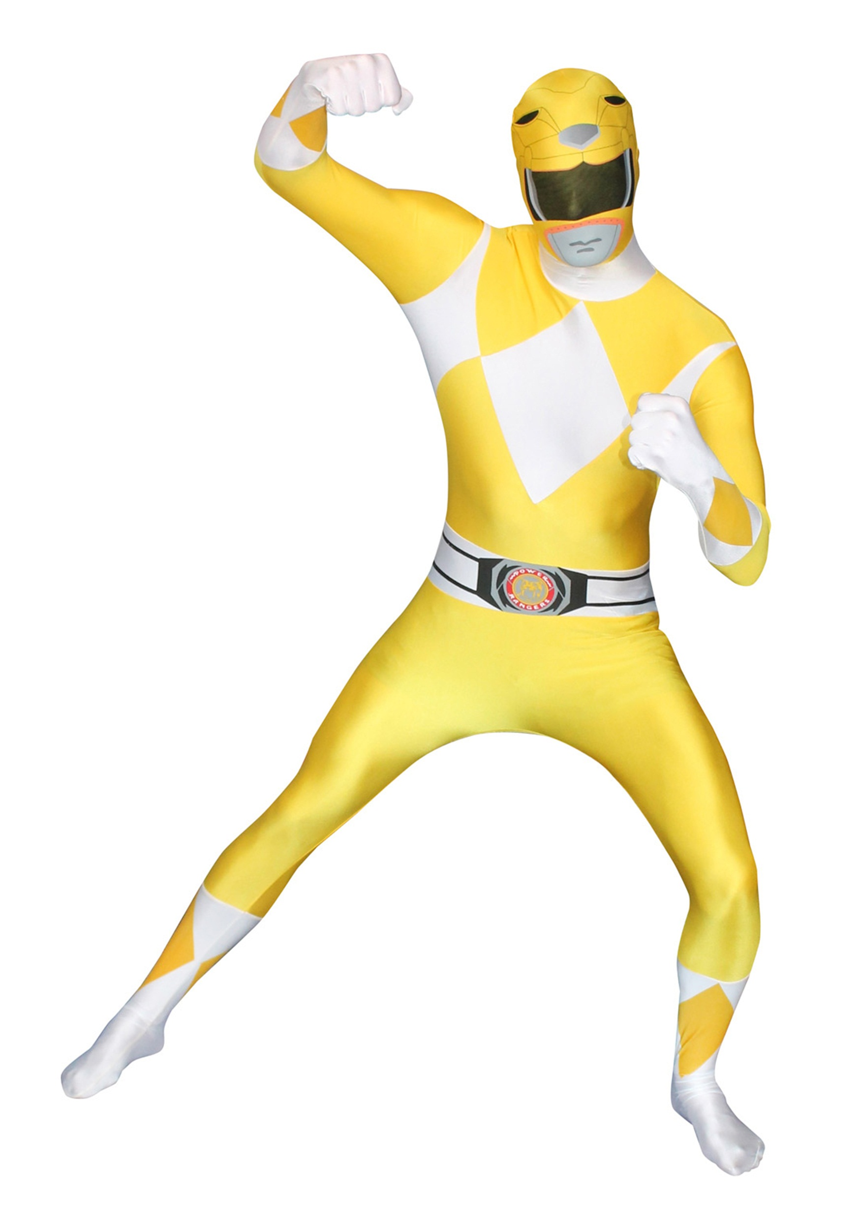 Power Rangers Yellow Ranger Costume Power Rangers Yellow