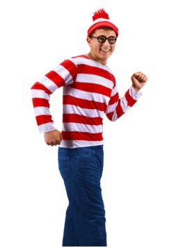 Teen Where's Waldo Costume