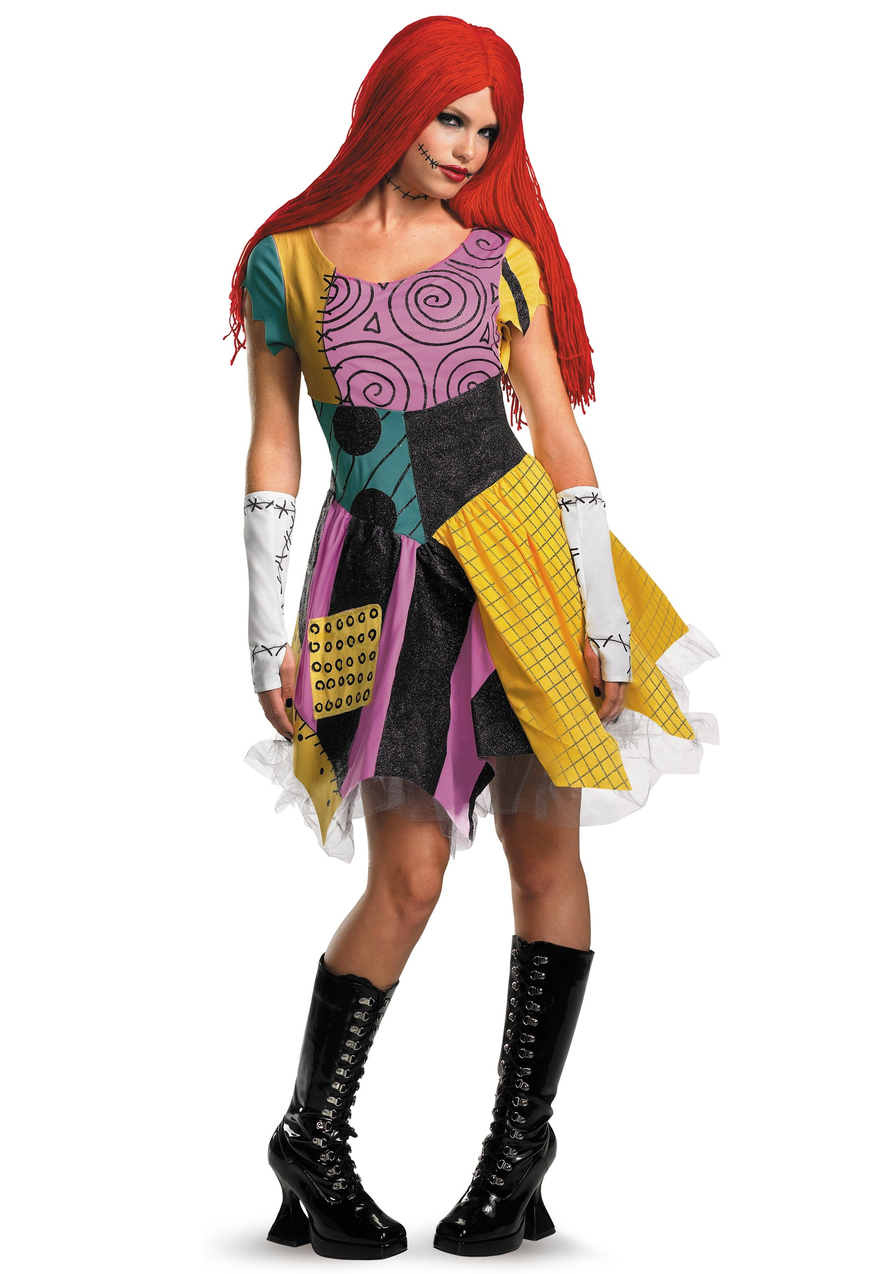 Sexy Sally Costume  sc 1 st  Halloween Costumes & Sassy Sally Costume