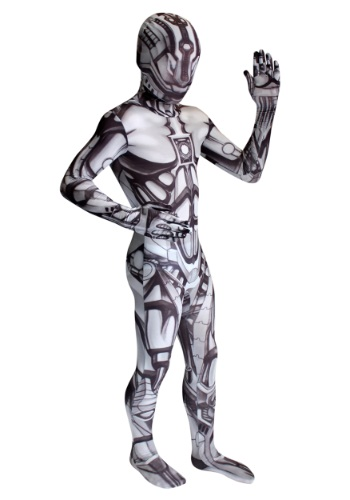 Kid's The Android Morphsuit By: Morphsuits for the 2015 Costume season.