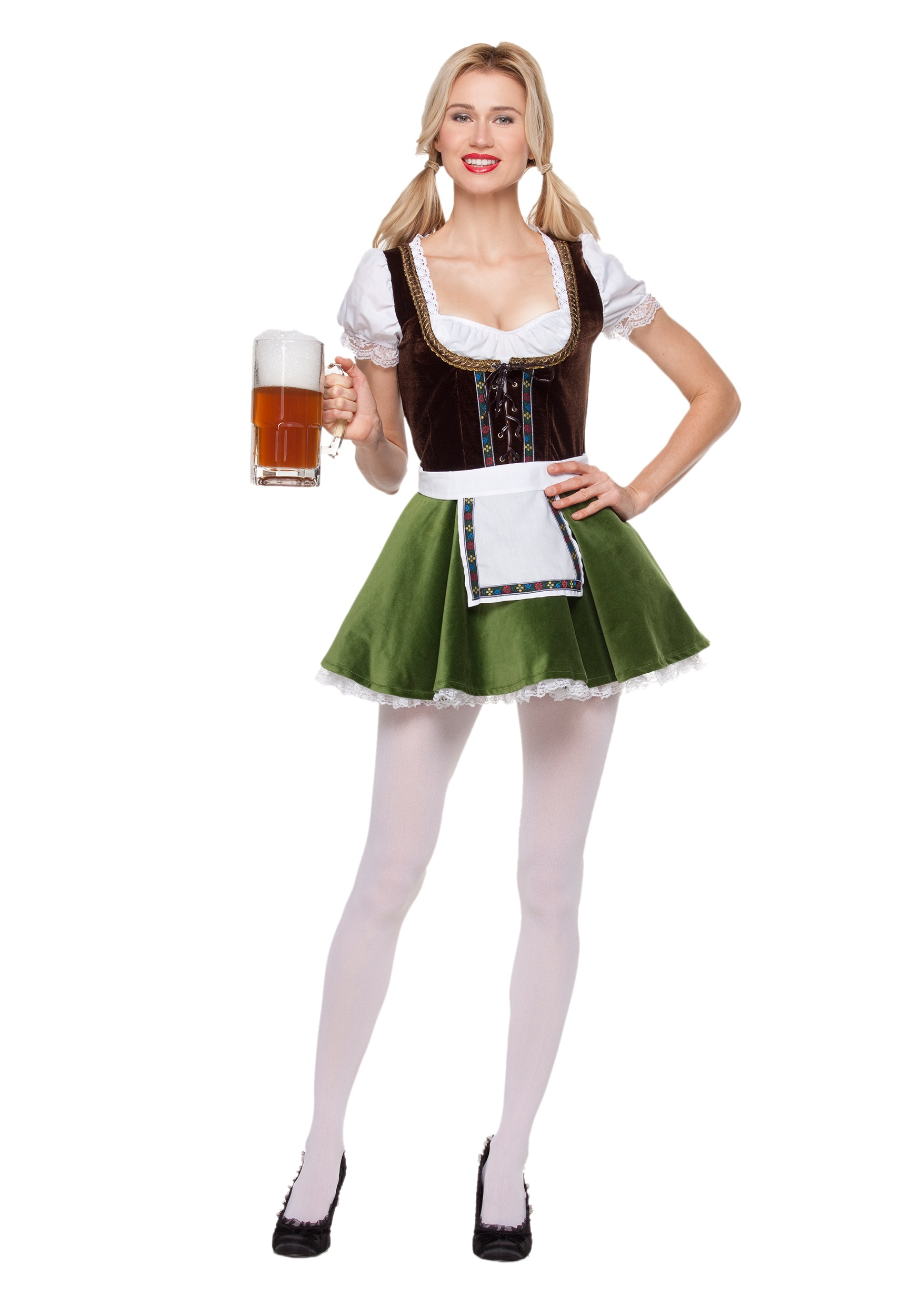Women S Bavarian Girl Costume