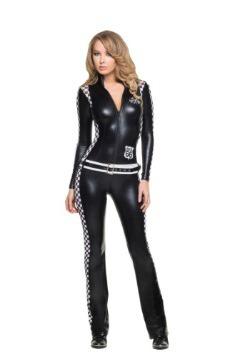 Womens Racer Girl Costume