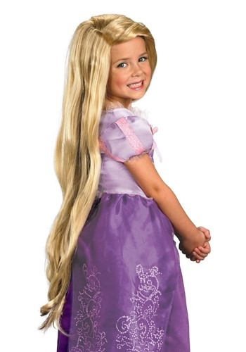Tangled Rapunzel Wig By: Disguise for the 2015 Costume season.