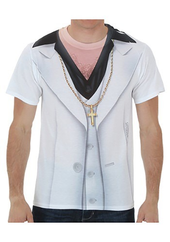 Saturday Night Fever Sublimated T Shirt By: Trevco Inc for the 2015 Costume season.