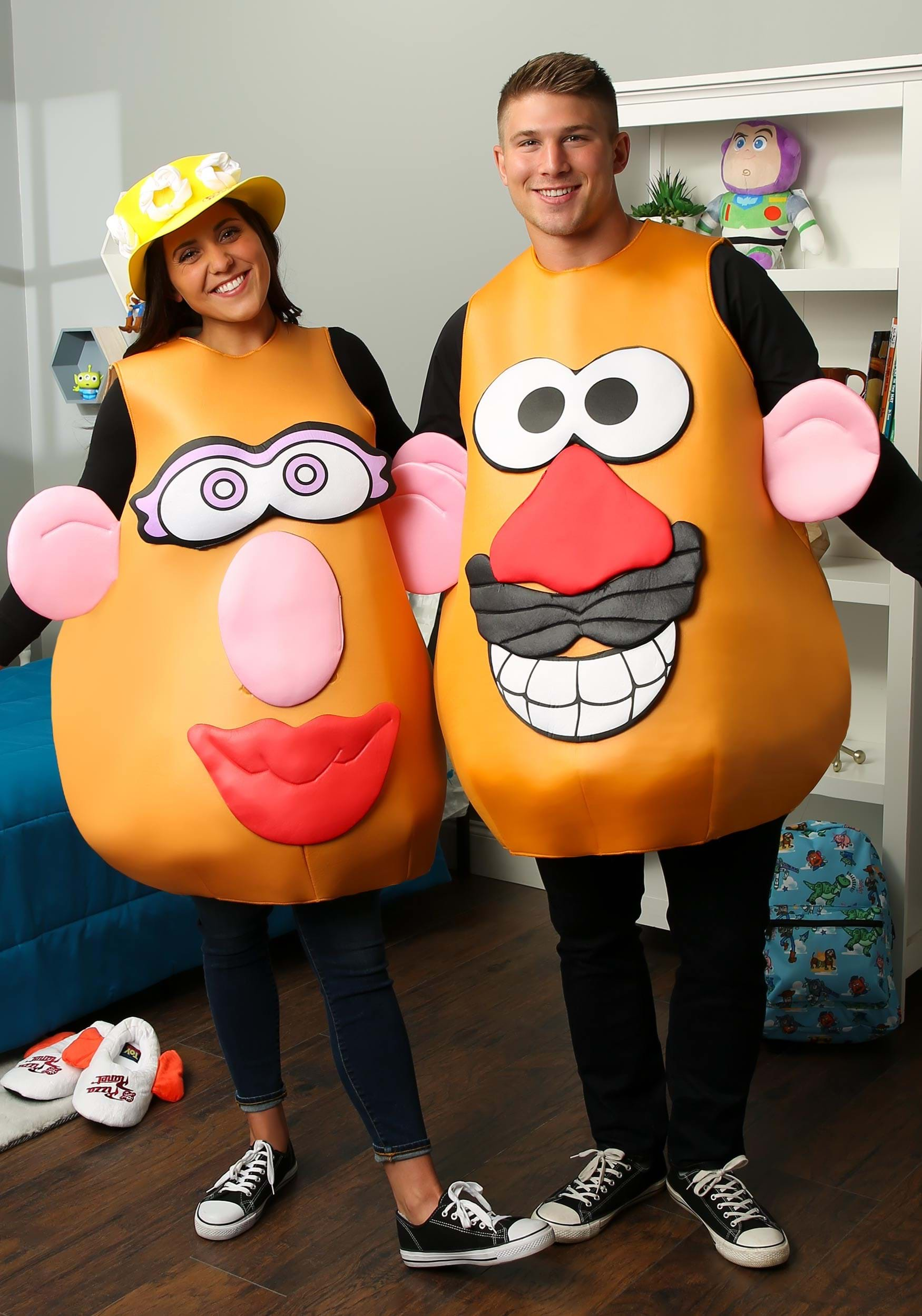 Mrs / Mr Potato Head Costume  sc 1 st  Halloween Costumes & Funny Costumes For Adults u0026 Kids