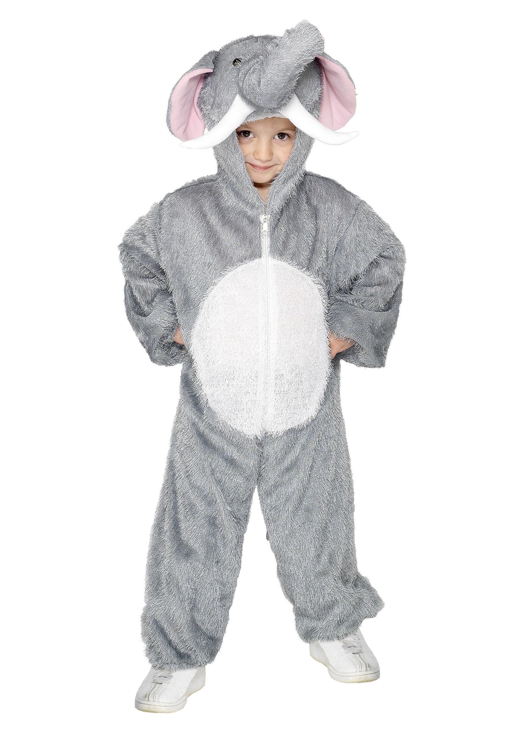 elephant costume for children