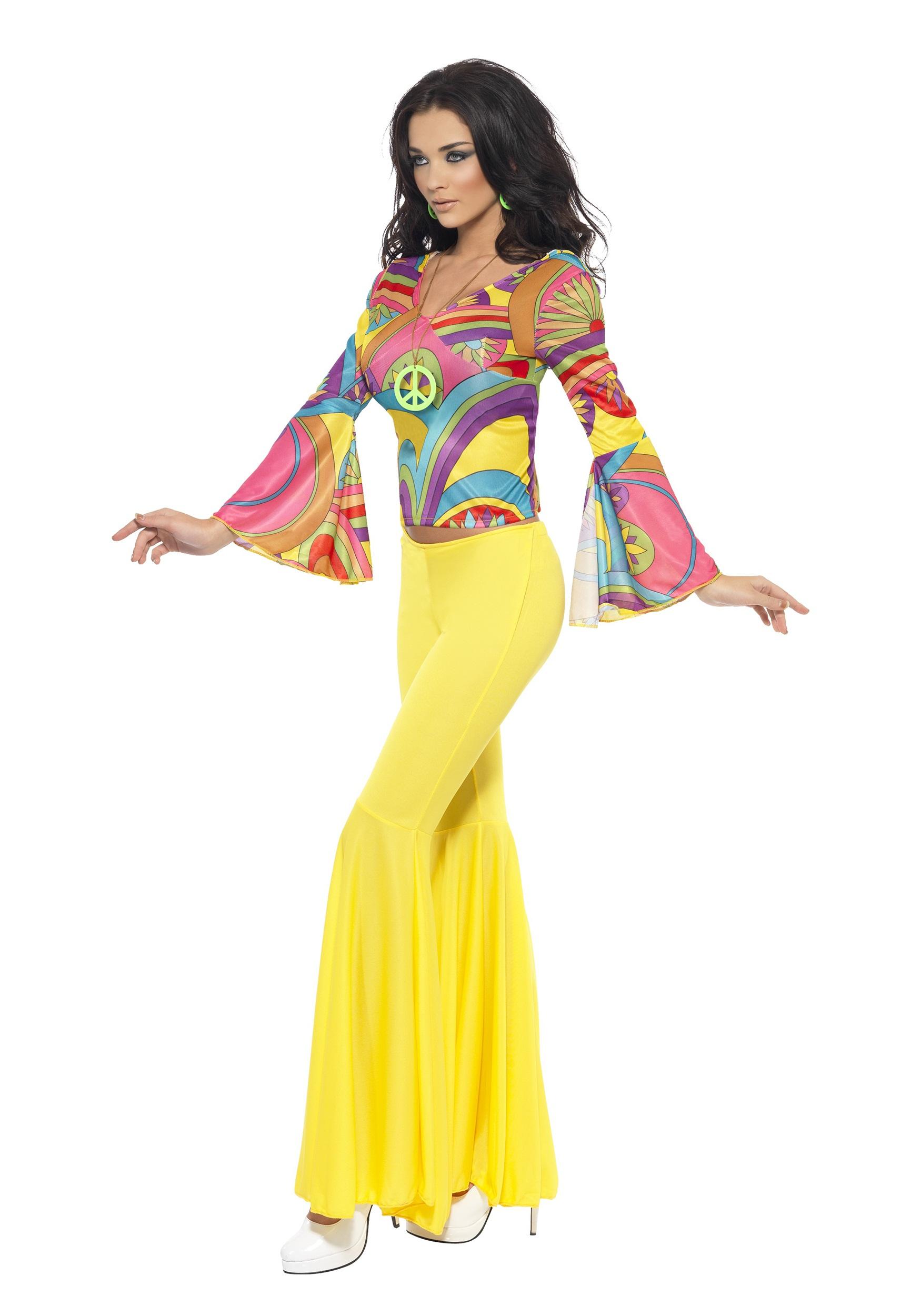 women s groovy gal costume