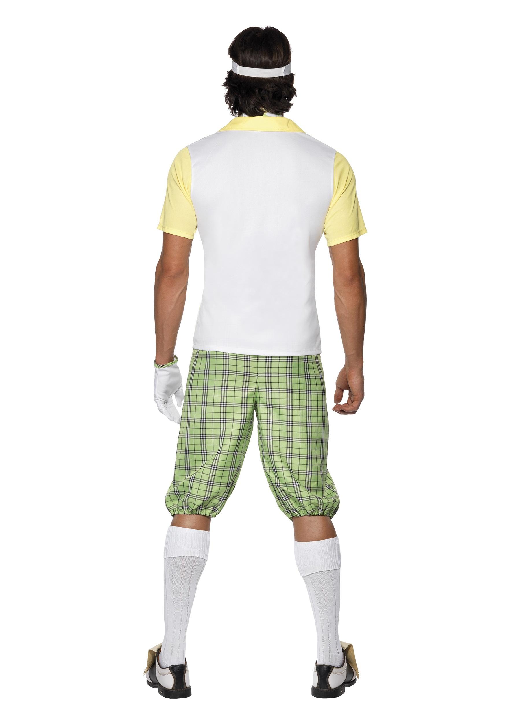 Men's Gone Golfing Costume
