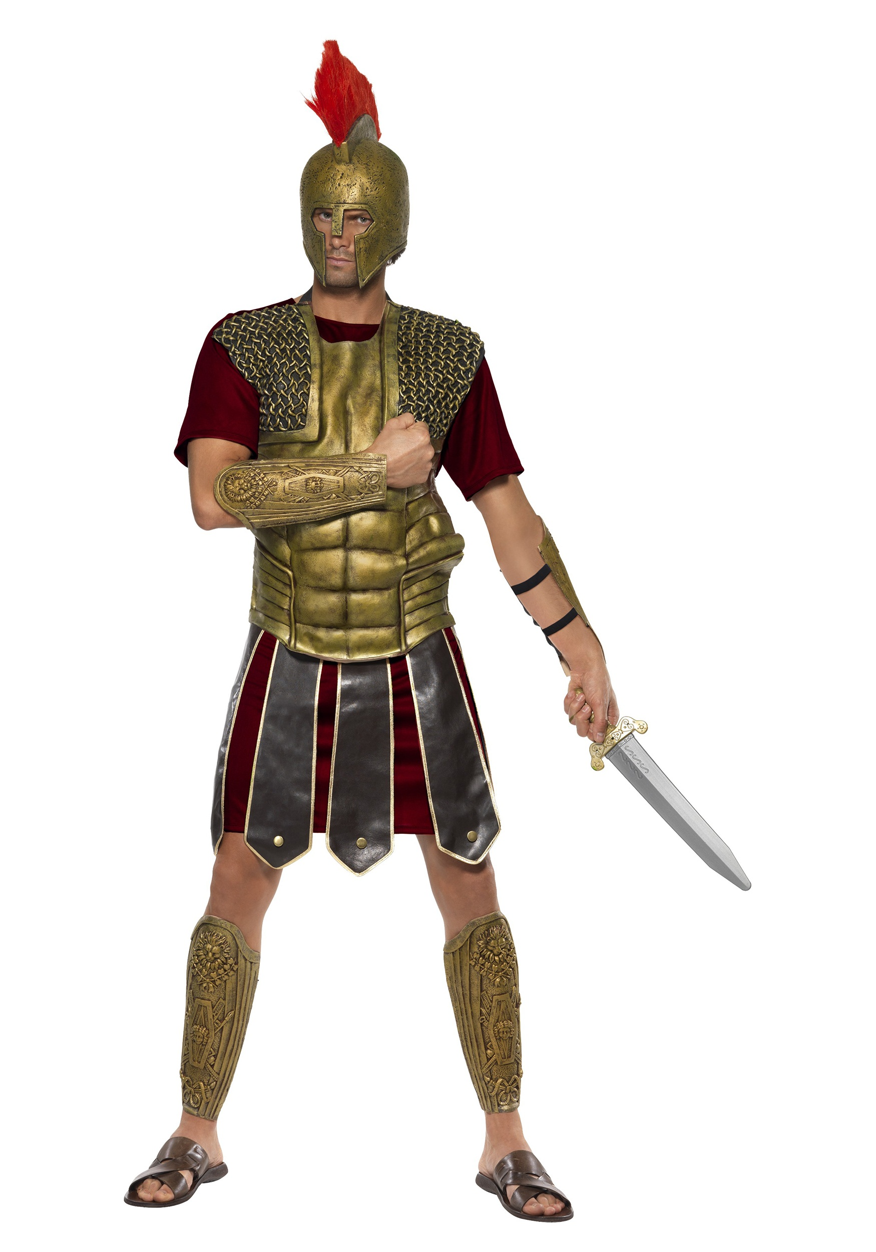 sc 1 st  Halloween Costumes & Mens Perseus the Gladiator Costume