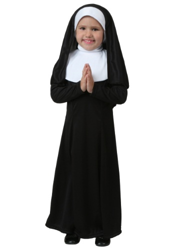 Toddler Nun Costume By: Fun Costumes for the 2015 Costume season.