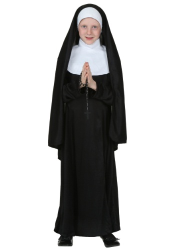 Child Nun Costume By: Fun Costumes for the 2015 Costume season.