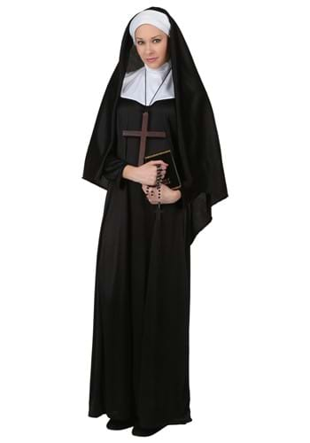 Adult Traditional Nun Costume By: Fun Costumes for the 2015 Costume season.