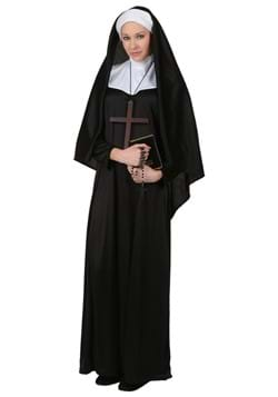 Adult Traditional Nun Costume upd