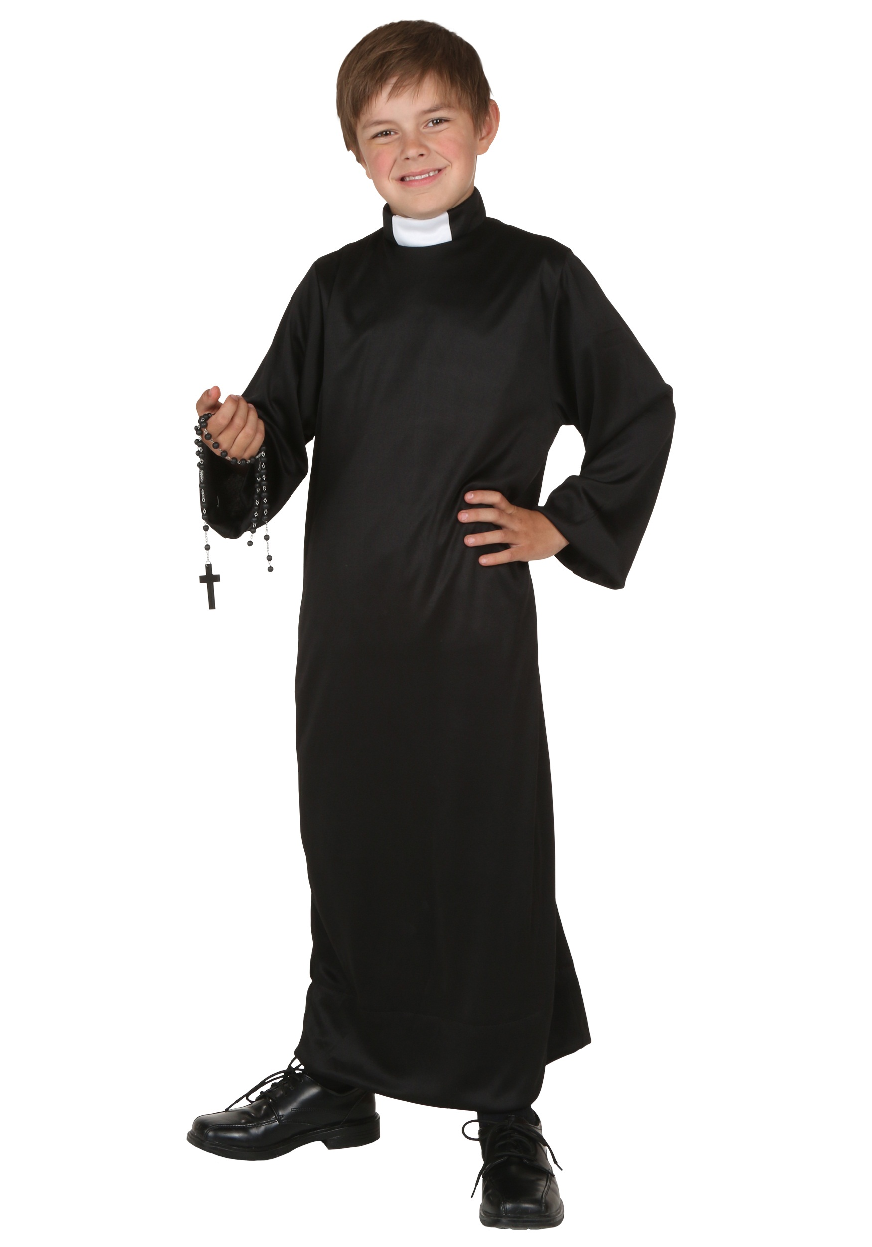 dc161631db9 Priest Robes   Cardinal Costumes - HalloweenCostumes.com - Halloween ...