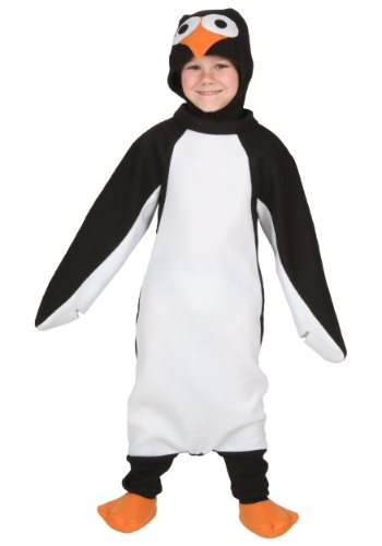 Click Here to buy Toddler Happy Penguin Costume from HalloweenCostumes, CDN Funds