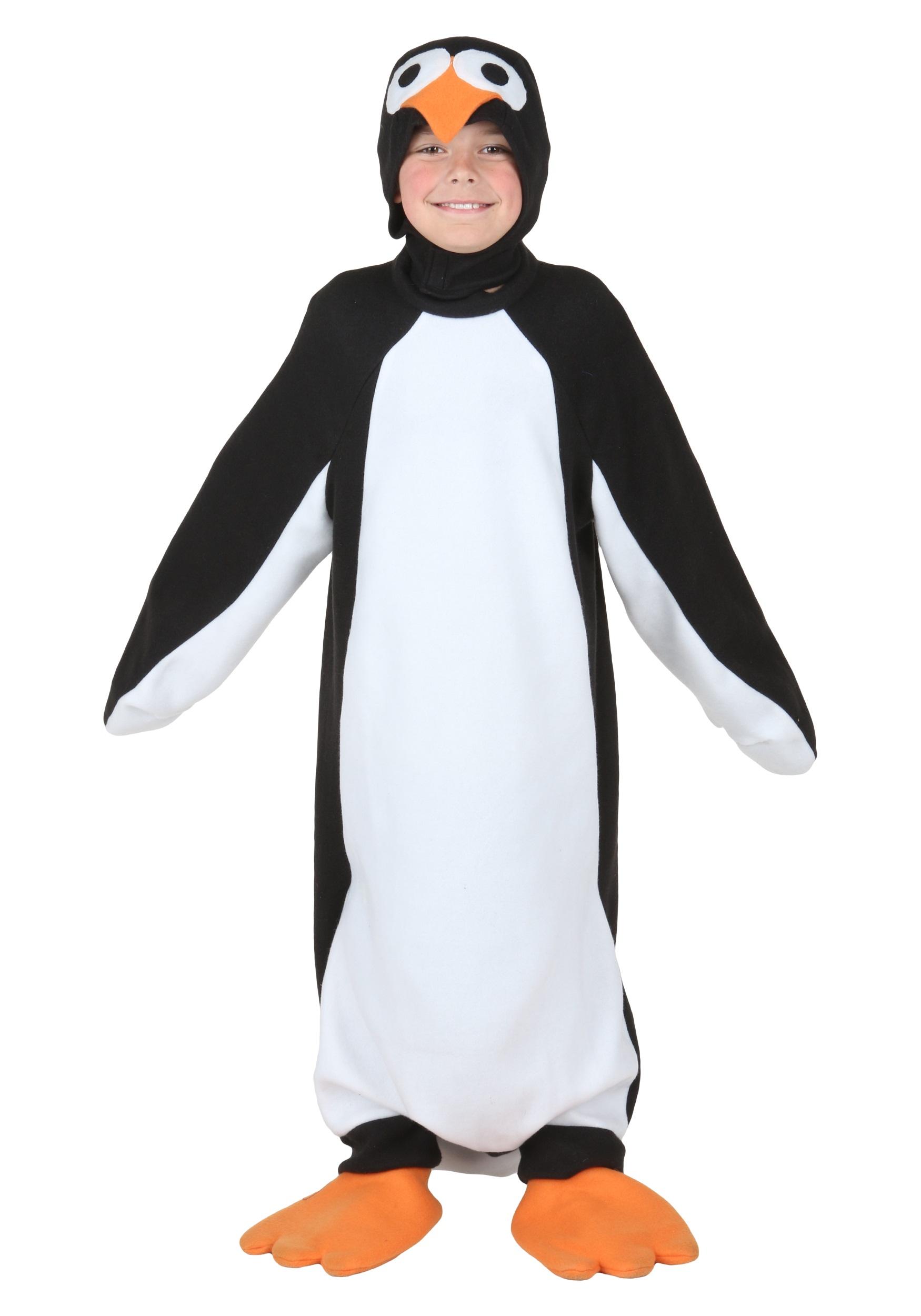 Child Happy Penguin Costume