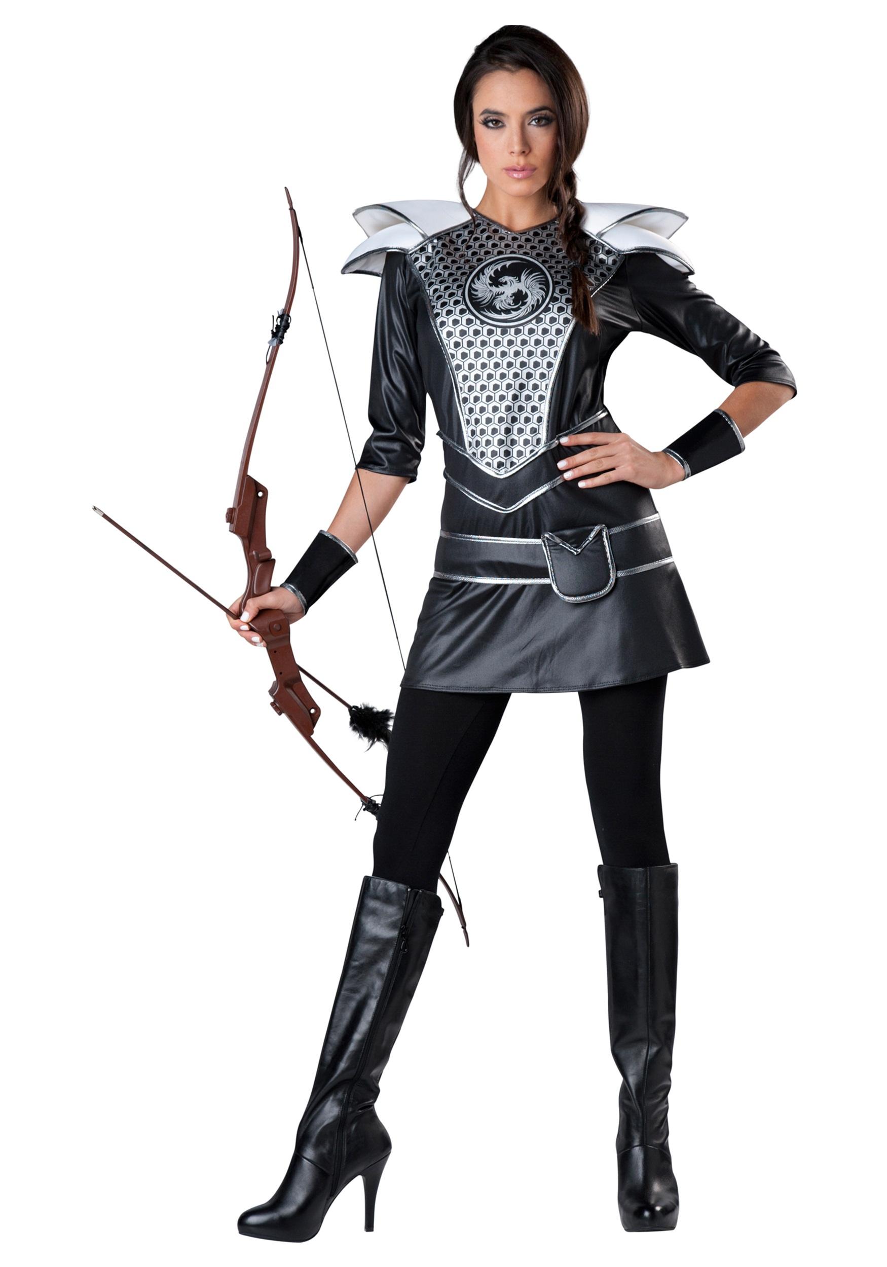 Women\'s Midnight Huntress Costume