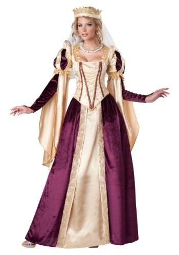 Click Here to buy Womens Elite Renaissance Princess Costume from HalloweenCostumes, USA Funds & Shipping