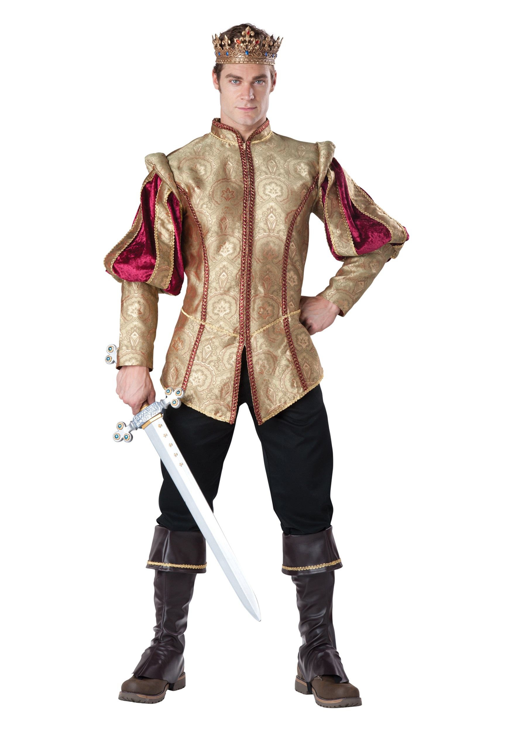 Mens Elite Renaissance Prince Costume  sc 1 st  Halloween Costumes & Game of Thrones Halloween Costumes