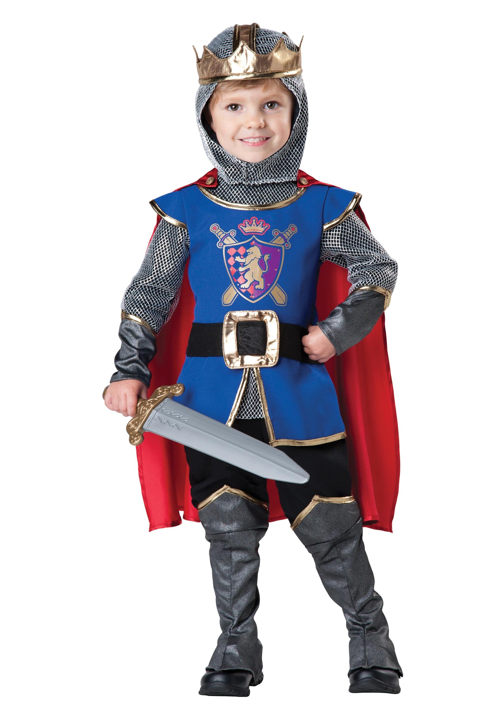 Костюм рыцаря своими руками для ребенка