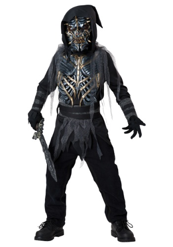 Click Here to buy Kids Death Warrior Costume from HalloweenCostumes, CDN Funds