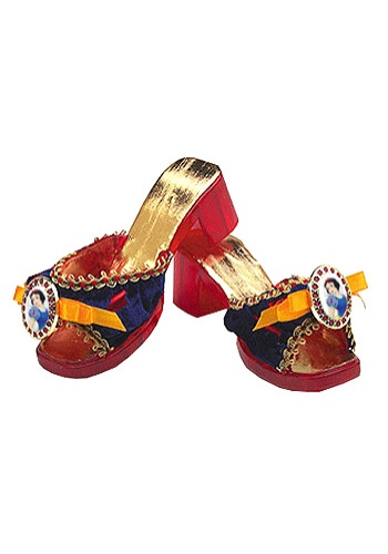 Snow White Deluxe Jelly Shoes