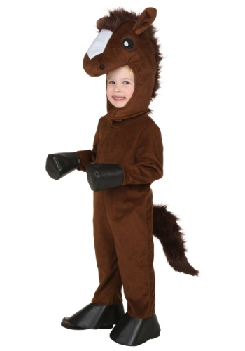 Click Here to buy Toddler Happy Horse Costume from HalloweenCostumes, CDN Funds