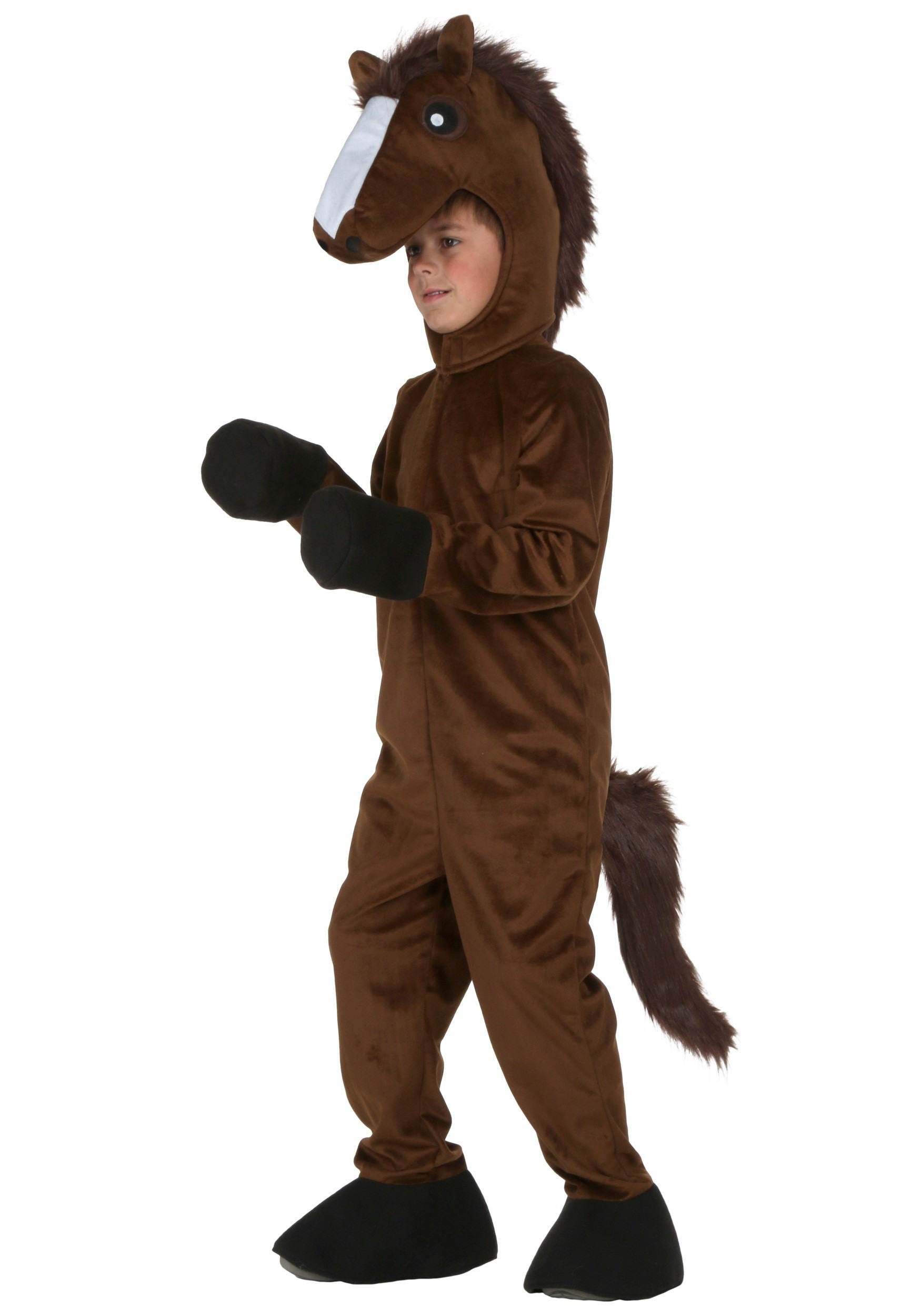 Animal costumes for adults kids halloweencostumes child horse costume solutioingenieria Image collections