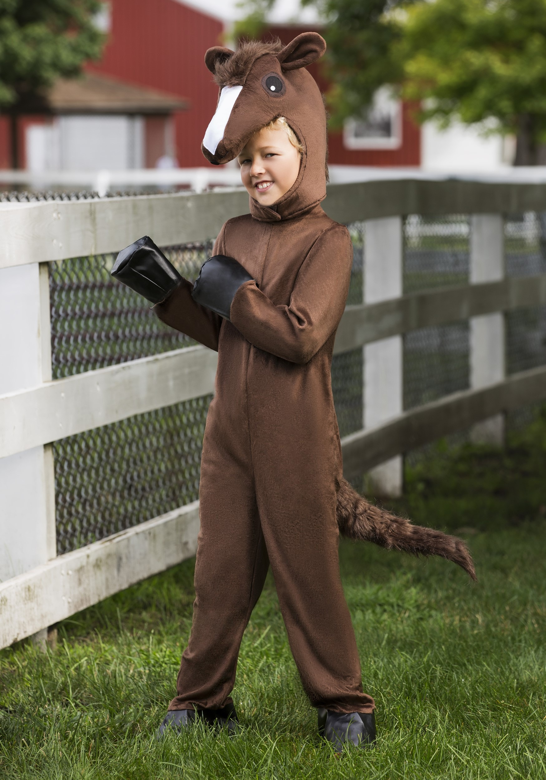 Kid S Horse Costume W Full Suit Exclusive Made By Us
