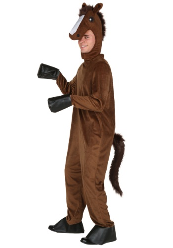 Plus Size Two Person Horse Costume