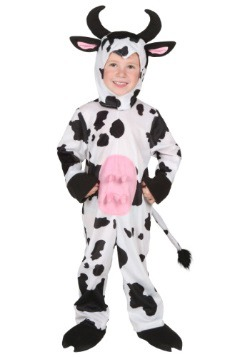 Toddler Cow Costume