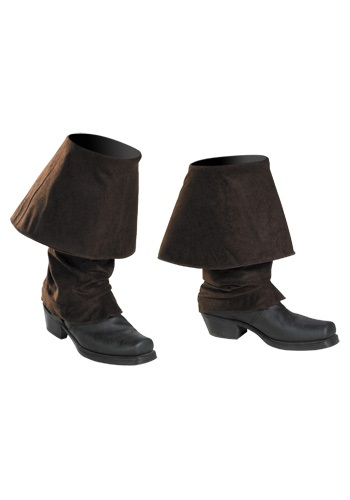 Kids Jack Sparrow Boot Covers By: Disguise for the 2015 Costume season.