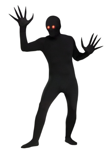 Click Here to buy Fade Eye Shadow Demon Adult Costume from HalloweenCostumes, USA Funds & Shipping