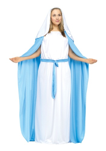 Plus Size Mary Costume By: Fun World for the 2015 Costume season.