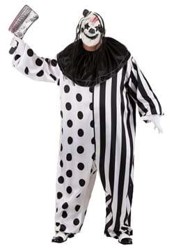 Killer Clown Plus Size Costume-1