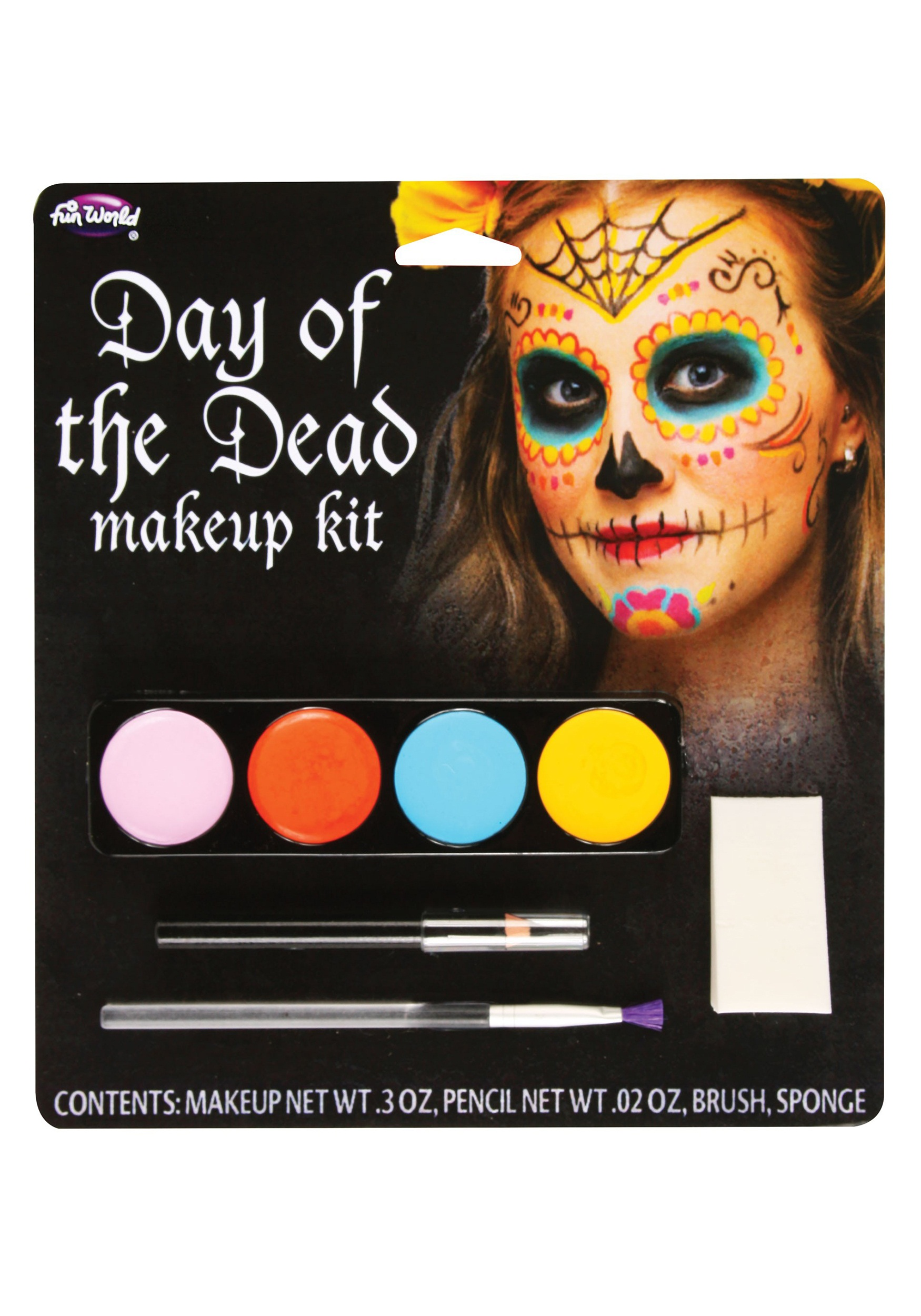 Sugar skull day of the dead costumes halloweencostumes day of the dead female makeup baditri Images