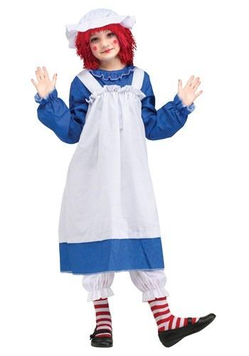 Raggedy Ann Classic Child Costume