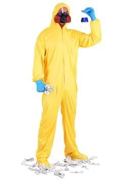HAZMAT Suit & Mask Costume Update
