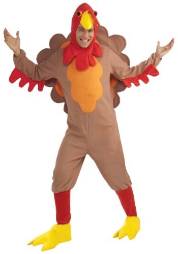 Plus Size Fleece Turkey Costume By: Forum Novelties, Inc for the 2015 Costume season.