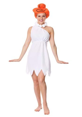 Click Here to buy Plus Size Wilma Flintstone Costume from HalloweenCostumes, USA Funds & Shipping