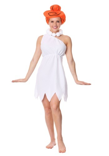 Click Here to buy Plus Size Wilma Flintstone Costume from HalloweenCostumes, CDN Funds