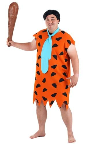 Plus Size Fred Flintstone Costume By: Rubies Costume Co. Inc for the 2015 Costume season.
