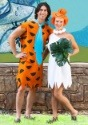 Plus Size Fred Flintstone Costume Couple