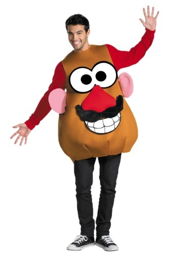 Mr / Mrs Potato Head Plus Size Costume