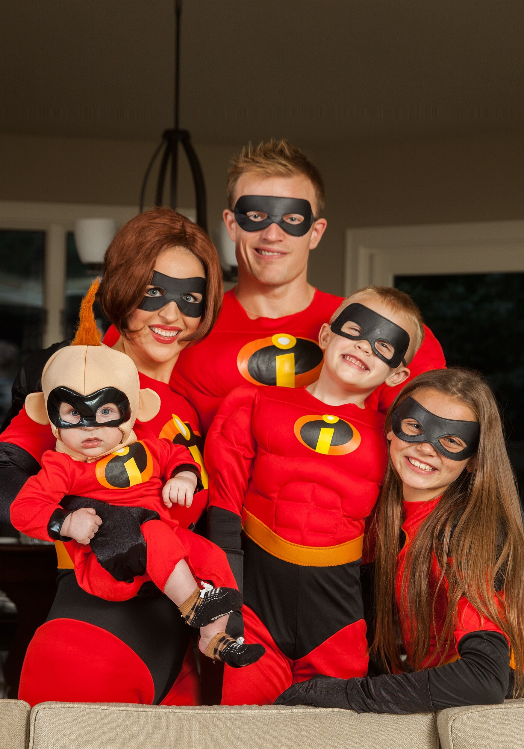 mr incredible deluxe muscle plus size costume - Halloween Muscle