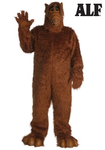 Plus Size Alf Costume By: Seasons (HK) Ltd. for the 2015 Costume season.