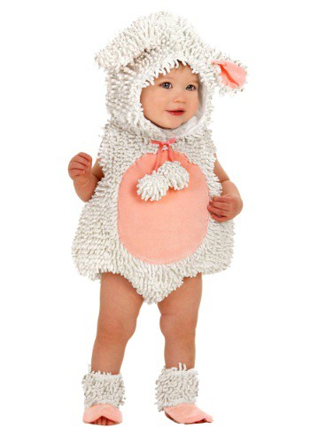 Click Here to buy Baby Lamb Costume from HalloweenCostumes, CDN Funds