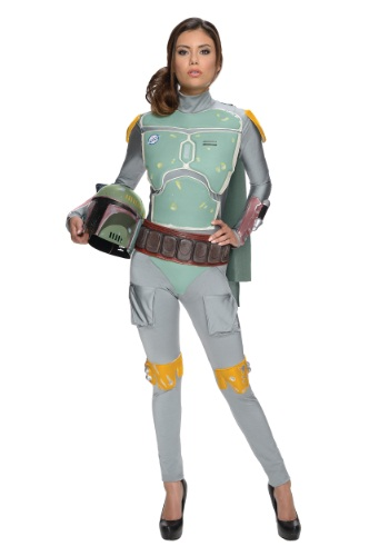 Star Wars Female Boba Fett Bodysuit