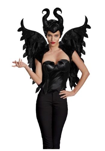Click Here to buy Maleficent Wings from HalloweenCostumes, USA Funds & Shipping