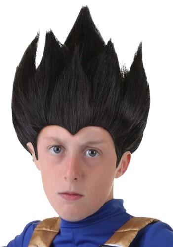 Child Vegeta Wig